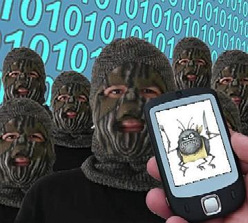 Hackers-Virus-celulares