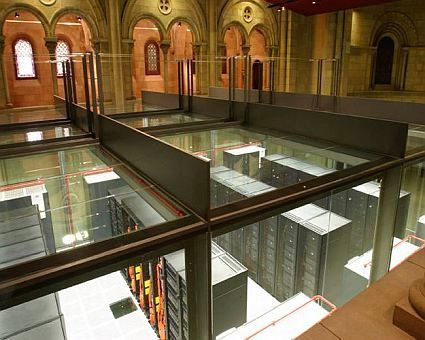 Supercomputadora MareNostrum