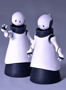 robot-gemelos