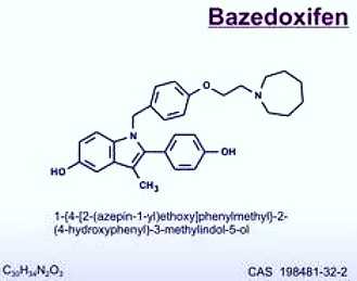 bazedoxifeno