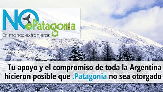 patagoniaNO