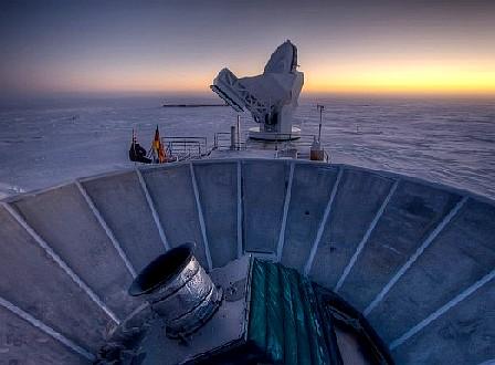 BICEP-telescopio