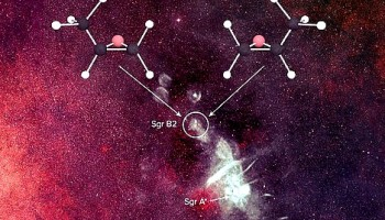 Resultado de imagen de Moléculas de la vida en las estrellas