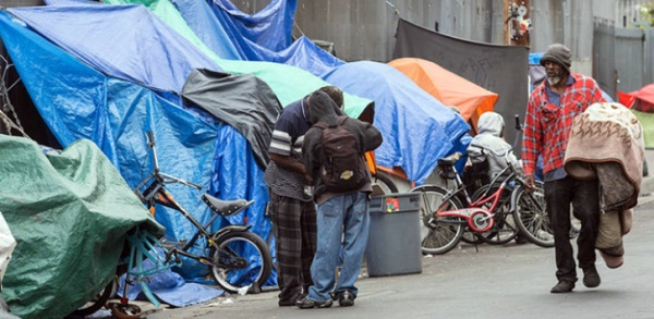 homeless-encampment