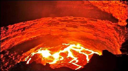 Resultado de imagen de cámara de magma